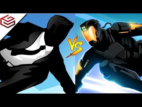 VECTOR vs VECTOR 2 | Parkour Comparison