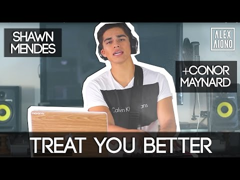 Treat You Better by Shawn Mendes | Alex Aiono and...