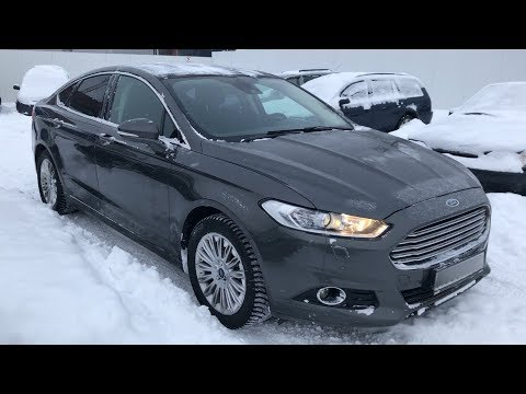 Ford Mondeo 2015 год за Миллион В чем подвох