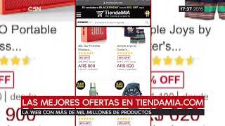 Tienda Mia: compras a EEUU