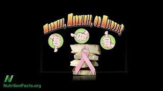 Sója a rakovina prsu