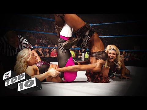 Teuflische Diven Momente — WWE Top 10