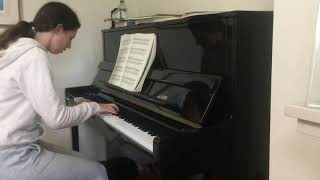 Book 2 - Prelude and Fugue in C minor - Ellen Taylor (BMus 2)