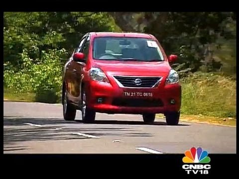 First Drive Nissan Sunny