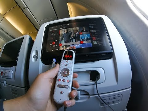 Turkish Airlines A330 Economy Class Istanbul- Barcelona