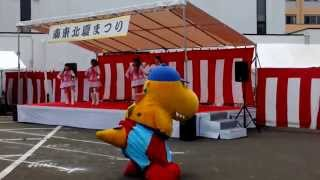 平成27年7月25日、宮城県岩沼市の南東北病院で夏まつりが行われました。...
