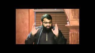 2012-04-27 - Khutbah - Islamic Greeting - Assalamualaikum - Meaning + etiquette - Sh. Yasir Qadhi