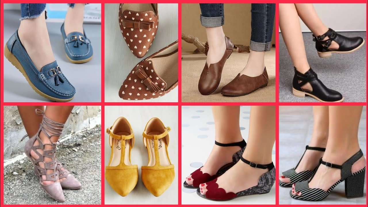 Fancy Sandal Shoes Design For Girls