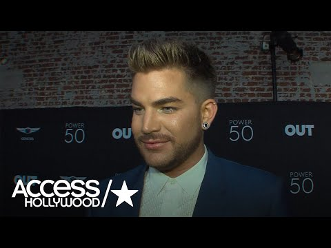 Adam Lambert On If He'd Want To Be A Judge On ABC's 'American Idol' Reboot