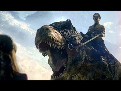 Search for Iron Sky: The Coming Race Teaser TRAILER (2015) Nazis Dinosaurs Movie HD