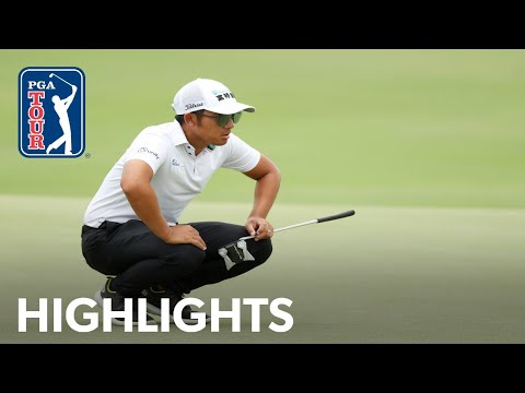 C.T. Pan shoots 5-under 65 | Round 3 | The Honda Classic