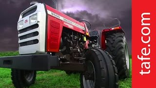Massey Ferguson 9500 - Product Demonstration