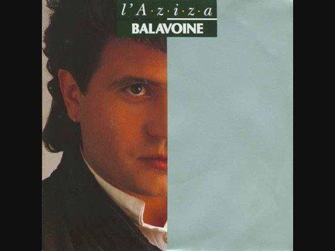 Daniel Balavoine - Le chanteur live