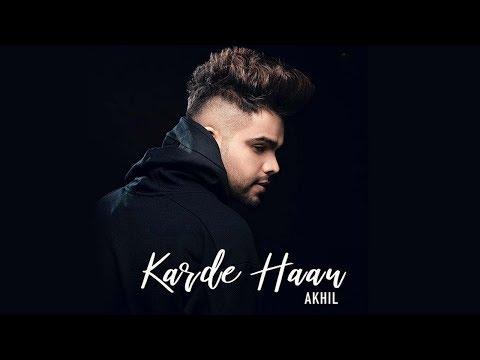 Karde Haan L Akhil L New Romantic Song 2019 L Dainik Savera