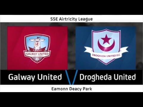 HIGHLIGHTS: Galway United 4-1 Drogheda United