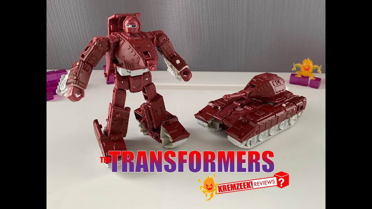 Transformers WFC Kingdom Warpath In-Hand by Kremzeek Reviews