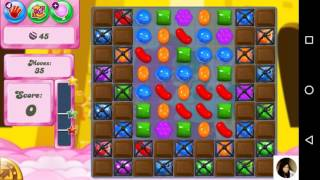 Candy Crush Saga Level 1006!