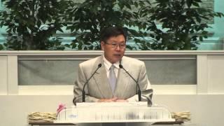 김갑선목사 자연식 건강 세미나 - 피의 산도 PH (산성과 알카리)