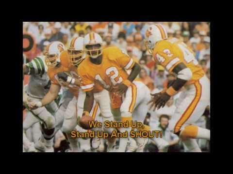 Hey Hey Tampa Bay -- 1979 Bucs Fight Song