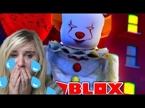 Roblox - LITTLE KELLY ACTUALLY CRIED! (Scary)