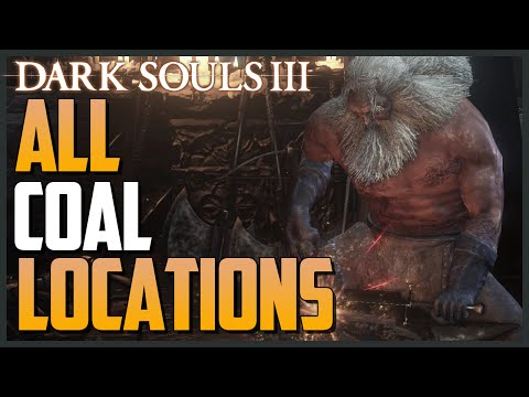 Dark Souls 3: All Coal Locations (How to Infuse Weapons)