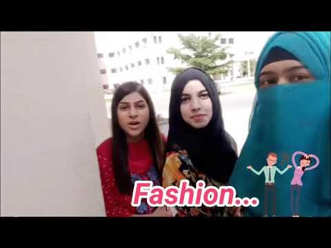 Fashion ka jalwa funny video in UOG by ATUtheLegends