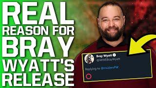 Real Reason For Bray Wyatt's WWE Release, Wyatt Breaks Silence