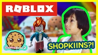 WHERE'S THE SHOPKINS??! - ROBLOX CookieSwirlC's Sweet Land