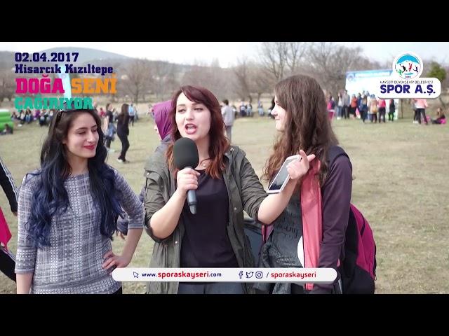 Doğa Seni Çağırıyor  Hisarcık Kızıltepe Yürüyüşü Katılımcı Röportajları III