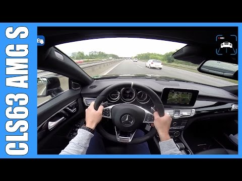 pov-585-hp-mercedes-cls-63-amg-s-onboard-chasing!-630-hp-s65-amg-autobahn