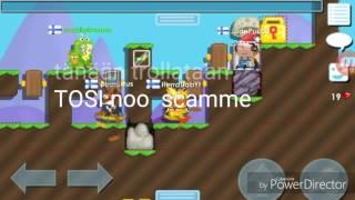 GROWTOPIA huonoin scammer jonka olen KOSKAAN nähnyt