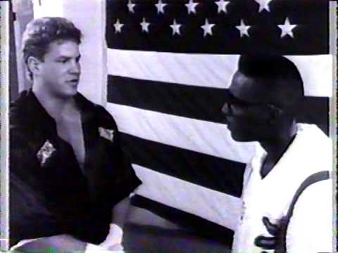 Tommy Morrison - Ray Mercer Pre-Fight Feature