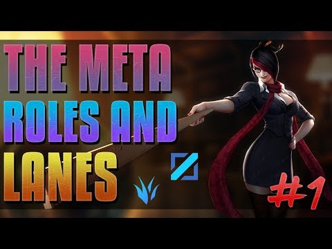 The Meta, Roles, and Lanes - League Academy - Episode 01