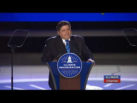 Gov JB Pritzker's Inaugural Address