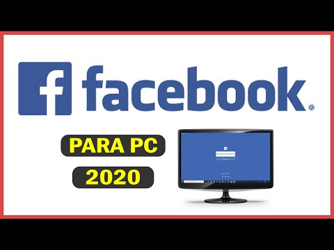 Como Descargar Facebook Para PC (Windows) | 2019 | Gratis | Ultima Version