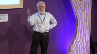 David Crystal at the Edinburgh International Book Festival thumbnail