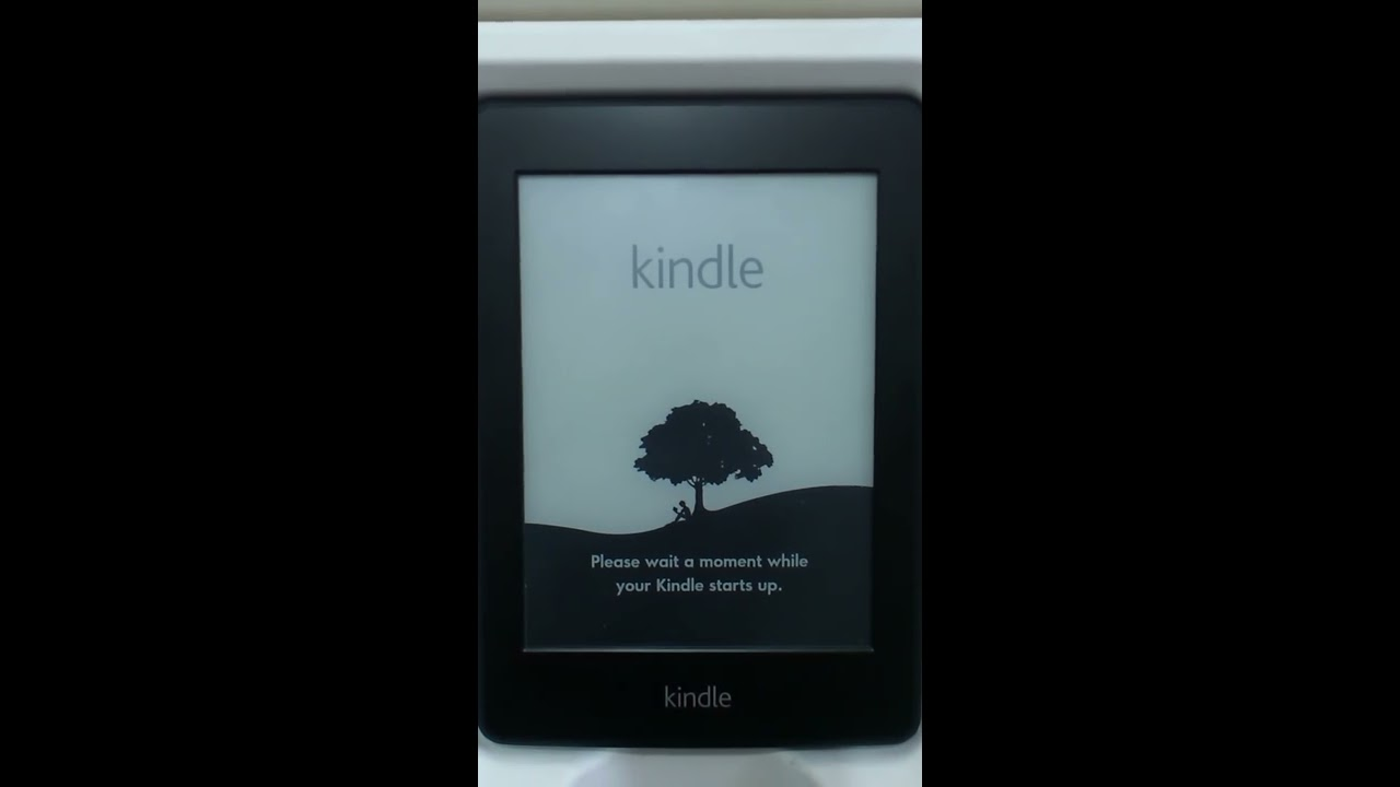 kindle paperwhite controls