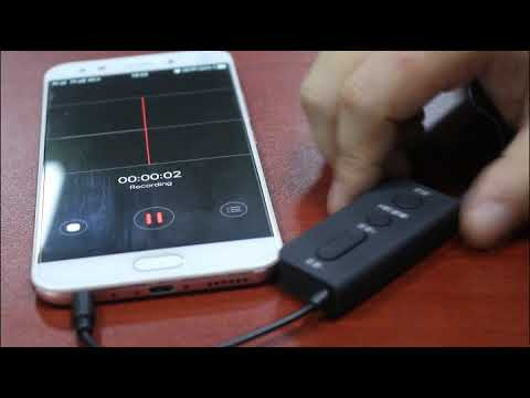 2019 New Funny Magic sound card voice changer for phone will change your voice