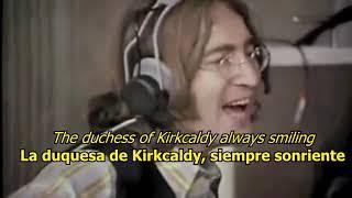 Cry baby cry - The Beatles (LYRICS/LETRA) [Original]