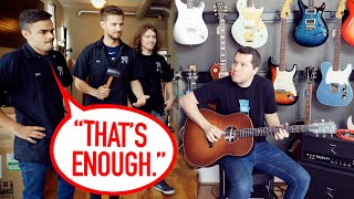 12 Songs You Never Hear in a Guitar Store