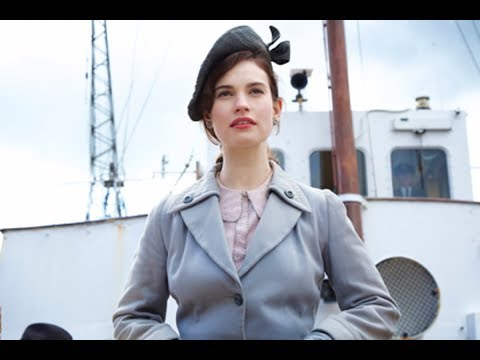 The Guernsey Literary and Potato Peel Pie Society (2018) Trailer HD