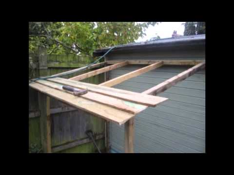 Norfolk Ralphs shed extension