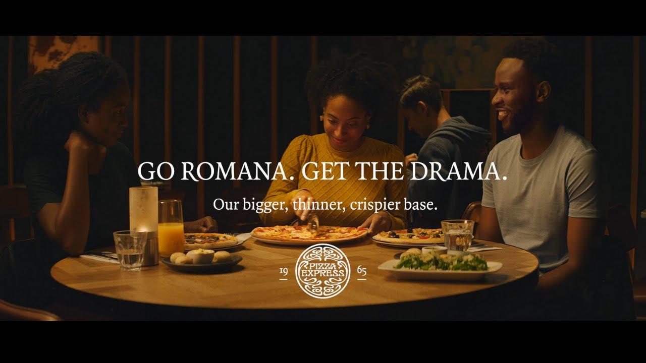 GO ROMANA.  GET THE DRAMA.