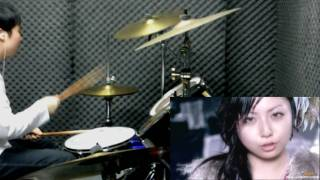 Drum cover ガンダムSEED『HIGH and MIGHTY COLOR - PRIDE』18.02.2011