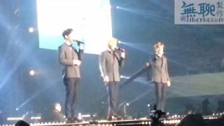 EXO-CBX at K-Drama Festa in Pyeongchang: K-POP OST Concert