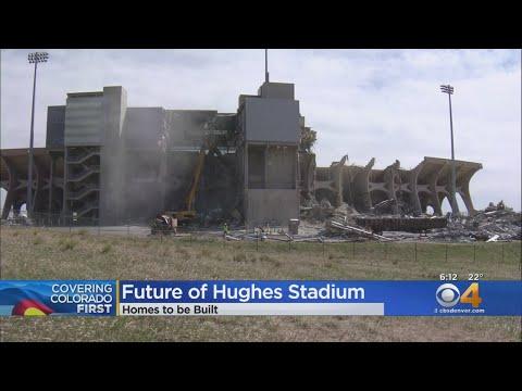 BEARDO - Old Hughes Stadium Land Will Be Turned Into Housing Units
