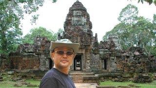 タ・ソム 世界遺産カンボジア:Ta Som UNESCO World Heritage Site:Angkor Siem Reap,Cambodia