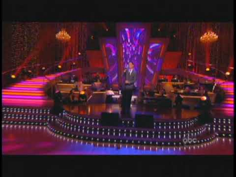 DWTS- Michael Buble with Jonathan, Anna, Maks & Cheryl