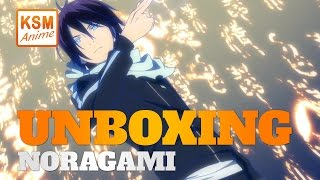 UNBOXING - NORAGAMI Limited Edition BD