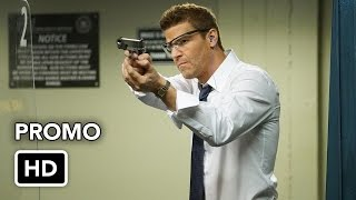 """Bones 11x05 Promo """"The Resurrection in the Remains"""" (HD) Sleepy Hollow Crossover Event"""